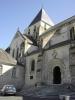 La construction de l'église collégiale Saint-Denis s'est déroulée entre les XIIème et XVIème siècles.