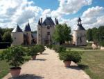 Château de Chamerolles et Musée des parfums