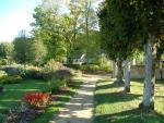 Agrandir l'image Jardins et Roseraie du manoir de la Possonnière