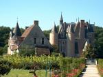 Agrandir l'image Jardin du Château du Moulin