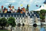 Le parc des châteaux-miniatures