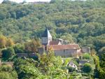Agrandir l'image Eglise Romane Notre Dame de Gargilesse