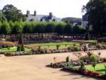 Agrandir l'image Jardin de l'Hôtel de Ville