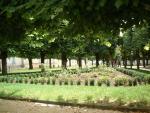 Agrandir l'image Jardin du Palais de Justice