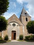 Agrandir l'image Eglise Saint-Calais à MESLAY