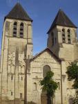 Agrandir l'image Collégiale Saint-Mexme